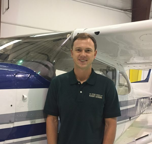 Brian Grieve – Flight Instructor