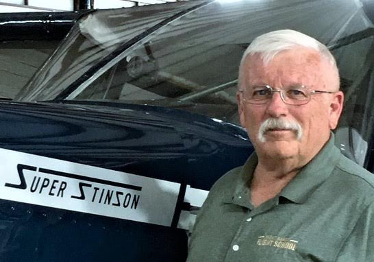 Burt Eaton – Flight Instructor